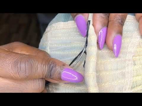 HOW TO MAKE YOUR LACEFRONT WIG A SIZE SMALLER | (WAY EASIER METHOD)