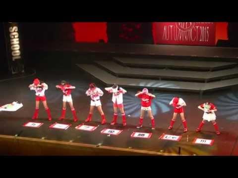 カープ大好きGIRLS ♪ それ行けカープ~CCダンス ASH 2015 AUTUMN ACT