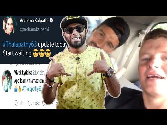 thalapathy63 video, thalapathy63 clip