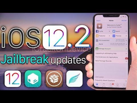 Jailbreak iOS 12 2 - 12 3 1 Unc0ver & Chimera Download Status