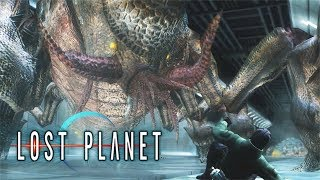 LOST PLANET EXTREME CONDITION All Cutscenes Movie (Game Movie)