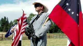 Militia Groups Assemble at Gettysburg, Antifa Doesn't Show