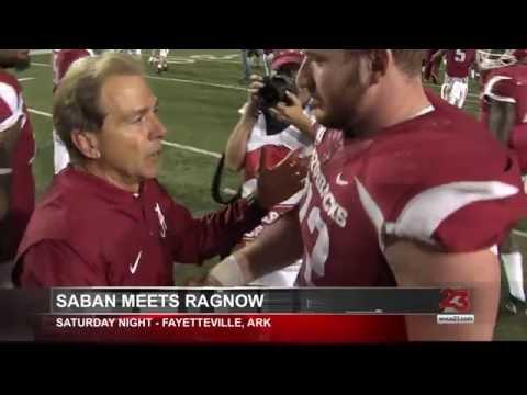 - Coach Saban has a softer side