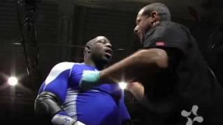 XARM Cordrey v Steen Knockout Kick