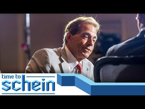 Nick Saban at SEC Media Days 2019 and College Football Expectations  Time to Schein