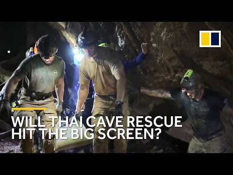 Thai cave rescue: Hollywood producers eye movie rights