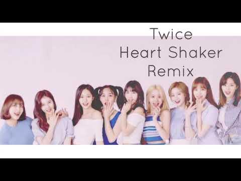 Twice - Heart Shaker (MKT Remix)
