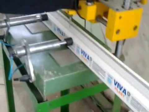видео: Как собрать окно из ПВХ профиля