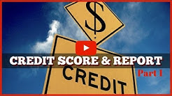 Best Rent-To-Own Homes Toronto GTA - 11: Credit Score & Report - Part 1