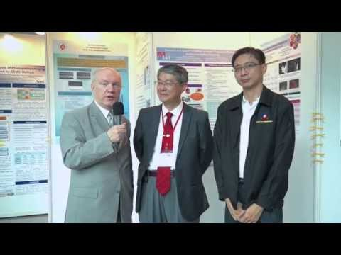 ICCE - TW 2015: Poster Presenters' Interviews