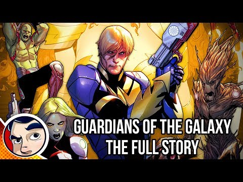 Guardians of the Galaxy 'Planet Venom to Thanos Destruction' - Full Story