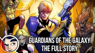 "Guardians of the Galaxy ""Planet Venom to Thanos Destruction"" - Full Story"