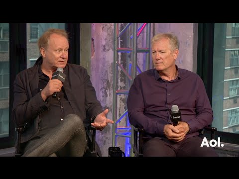 Stellan Skarsgård and Hans Petter Moland On