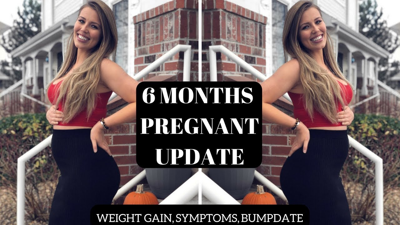 6 Months Pregnant Update: Weeks 23-27 - Brittany Lesser