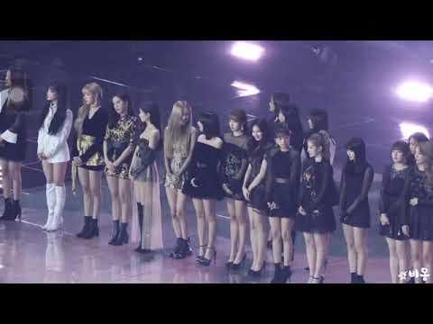 Black Pink, TWICE , IKON , BTS , G-Friend (Opening)    Golden Disk Awards 2019