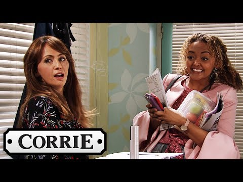 Coronation Street - David Is Asked to Train the New Apprentice | PREVIEW