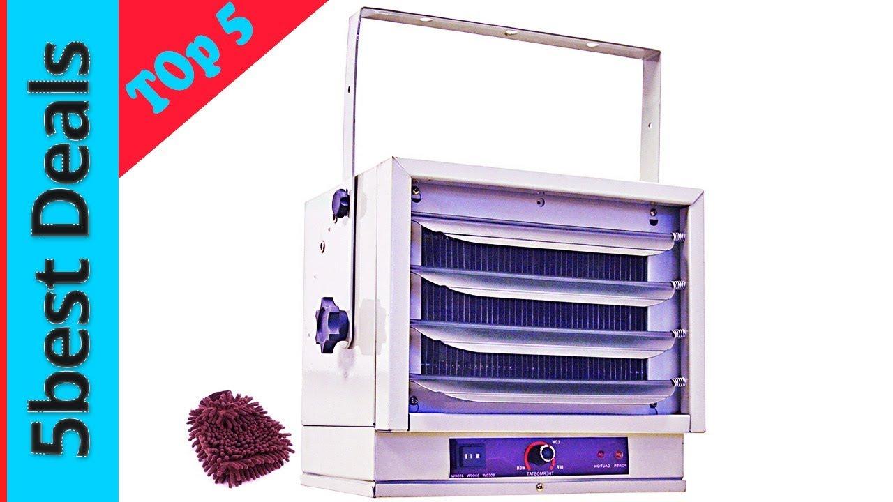 Best Space Heaters 2020.The Top 5 Best Industrial Space Heaters 2020