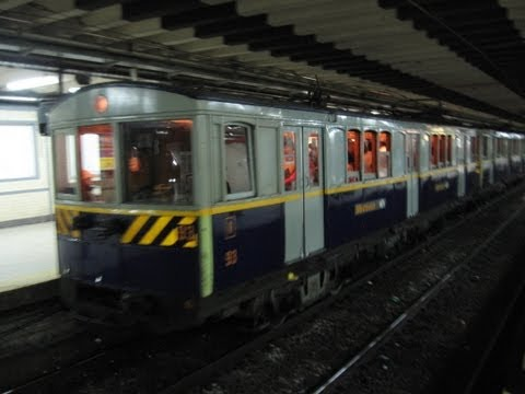 Travel on the Buenos Aires Subway system