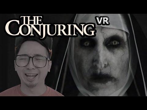 CONJURING 2 : KETEMU MBA VALAK Wkwkwkwk [Virtual Reality]