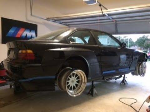 E36 M3 widebody build- pandem Part 1
