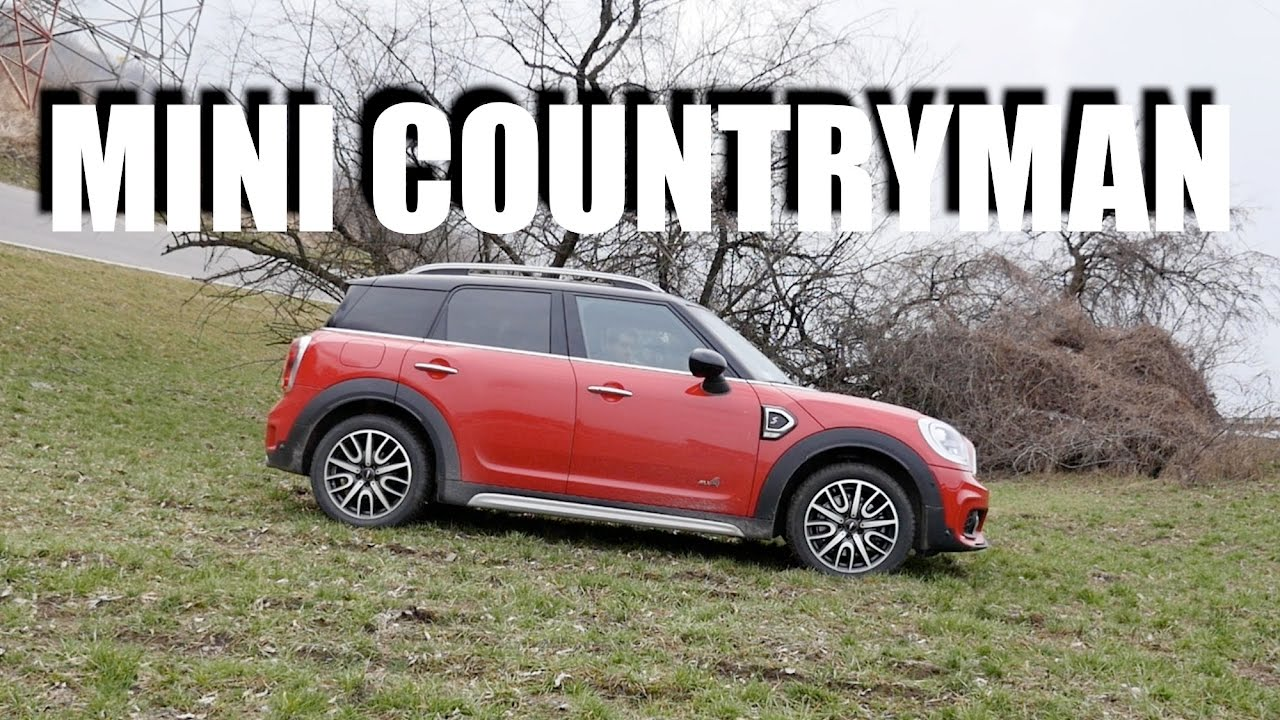 2017 Mini Countryman F60 Eng Test Drive And Review Youtube