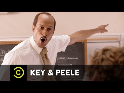 Key & Peele - Substitute Teacher