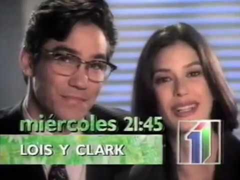 Lois y Clark y Urgencias 12061996 Series emitidas por TVE1