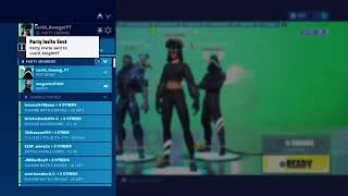 Fortnite Battle Royale - Playing With the new SHADOWS RISING PACK
