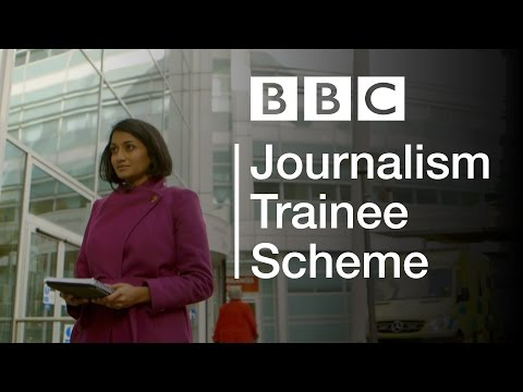BBC Journalism Trainee Scheme 2017: Become a news journalist at the BBC