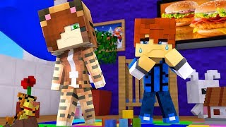 Minecraft Daycare - BREAKING UP !? (Minecraft Roleplay)