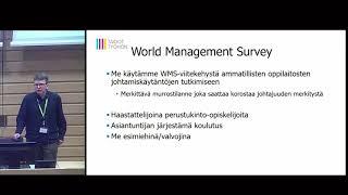 Ammatillisen oppilaitosten johtaminen | Antti Sieppi