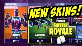 Two AWESOME New Skins in Fortnite Season 4 Item Shop