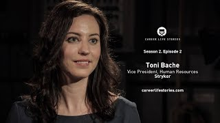 CLS S2E2 Toni Bache, Vice President, Human Resources, Stryker