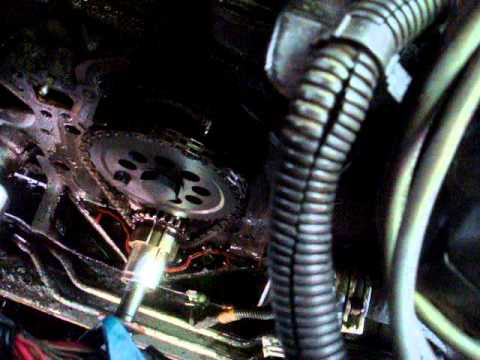3800 series 2 V6 - stretched timing chain