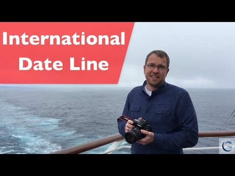 International Date Line - Tim Grey TV Episode 17