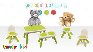 Asztalka gyerekeknek KidTable Smoby