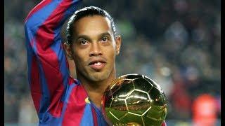 El día en que Ronaldinho engañó a todos