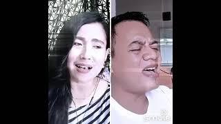 BIRUNYA CINTA-Rifqy Adrian093 + 5051 SING SEMULE KARAOKE