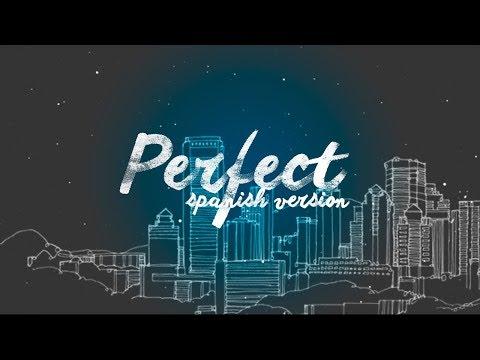 Perfect (spanish version) - Alejandro Music   Ed Sheeran   COVER