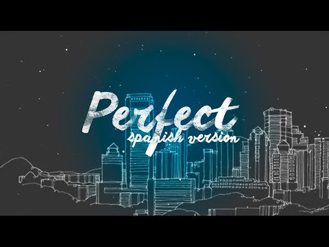 Perfect spanish version - Alejandro Music | Ed Sheeran | COVER