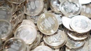 新500円玉、造幣局で製造開始 出回るのは11月から