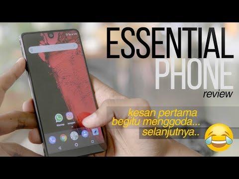 Review Essential Phone Indonesia - Kesan Pertama Begitu Menggoda !