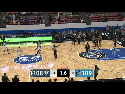 Xavier Gibson (21 points) Highlights vs. Fort Wayne Mad Ants