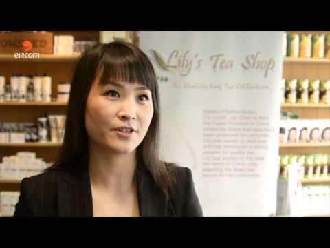 Lily's Tea Shop - eircom Start Up