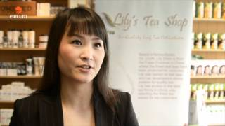 Lily's Tea Shop - eircom Start Up