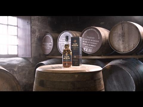 Glen Moray 15 year old Single Malt Whisky