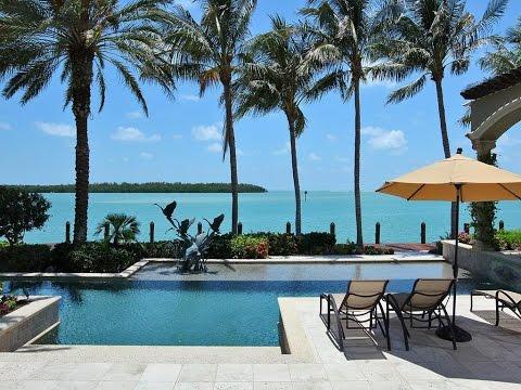 Rare Grand Estate In Marco Island, Florida