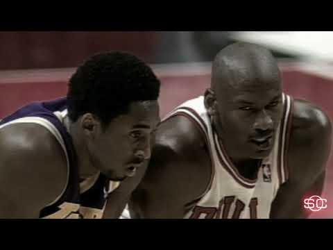 How Michael Jordan passed the torch to Kobe Bryant   SportsCenter   ESPN