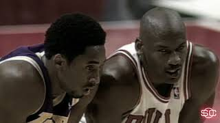 How Michael Jordan passed the torch to Kobe Bryant | SportsCenter | ESPN