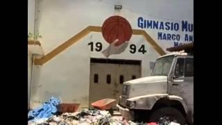 San Pedro Soloma y la BASURA  por culpa del PARTIDO UNE en soloma